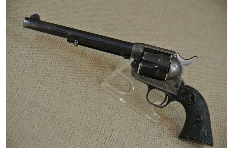 """"""" VERKAUFT """" Colt Mod. 1873, 7,5 Zoll Lauf , Kal. .45 Colt."""