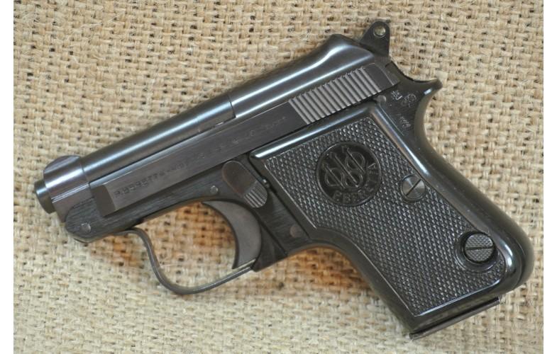 Halbautomatische Pistole, Beretta Mod. 950 B, Kal. .22 short