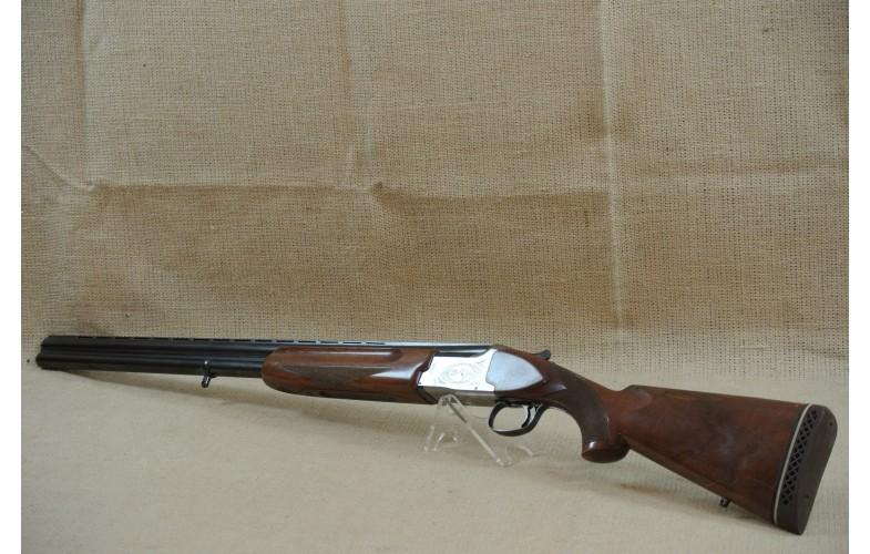 Bockdoppelflinte, Winchester Mod. 101, Kal. 12/70.
