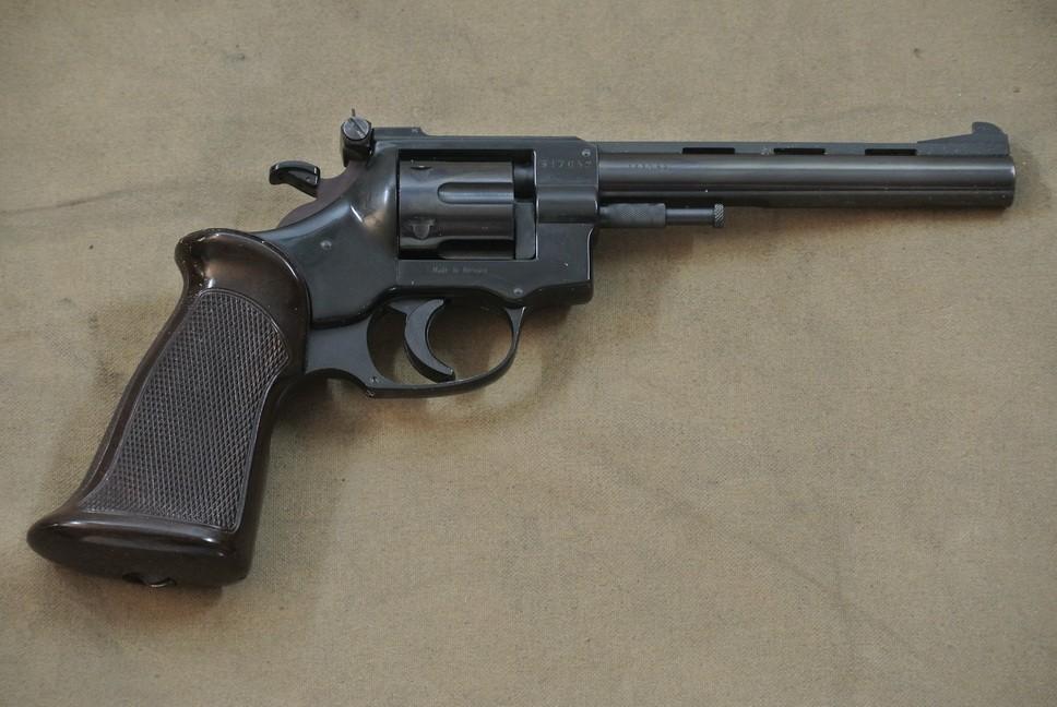 Hw 9: Revolver, Weihrauch – Wonderful Image Gallery