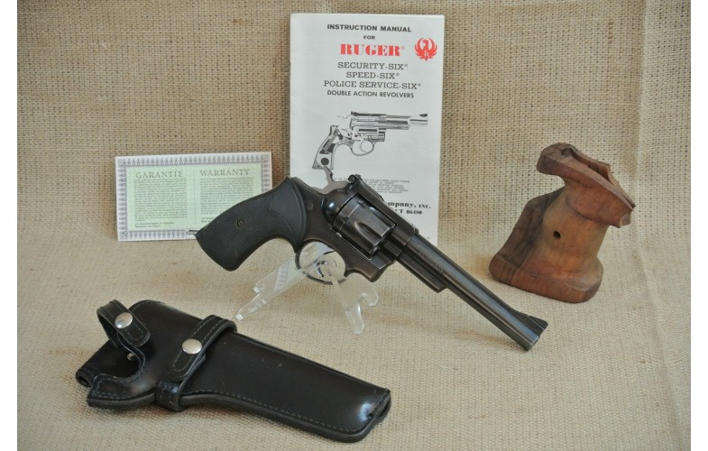 Revolver, Ruger Security Six, Kal. .357 Mag.