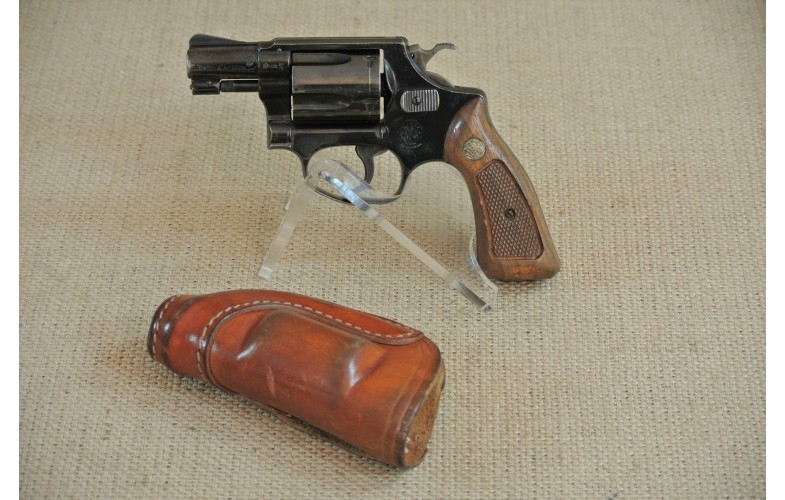 Revolver, Smith & Wesson, Mod. 36, 2,5 Zoll, Kal. .38 Spl.