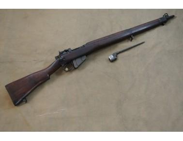 Repetierbüchse (Mehrlader),  Lee-Enfield Mod.  No 4 MK I, Kal. .303 Brit.