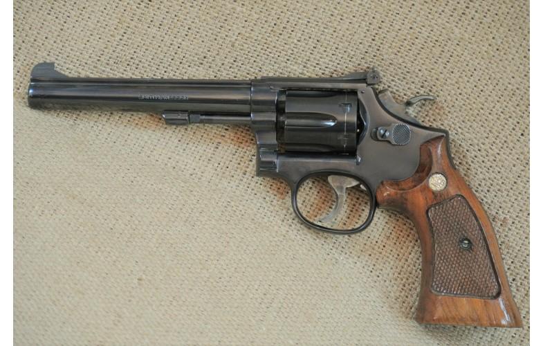 Revolver Smith & Wesson Mod. 17-4, Kal.  .22 lr.