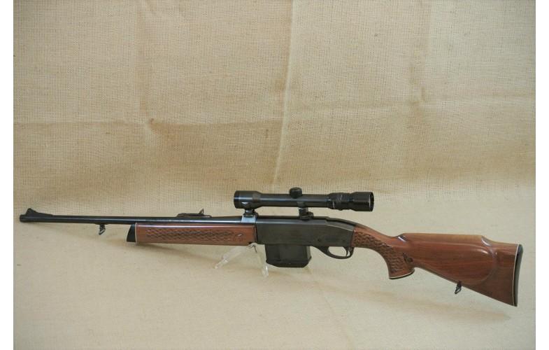 Halbautomatische Büchse, Remington Mod. 742, Kal. 308 Winchester