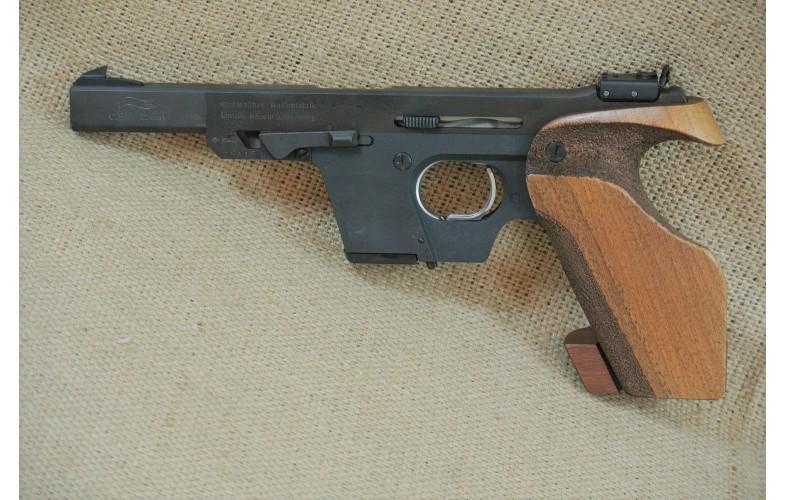 Halbautomatische Pistole, Walther OSP, Kal. 22 kurz / short