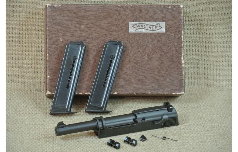 """ VERKAUFT "" Wechselsystem, Walther P 38, Kal. .22lr"