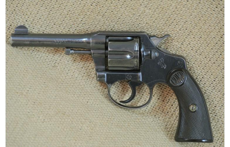 Colt Revolver,  Mod. Police Positive, Kal .38 S&W.