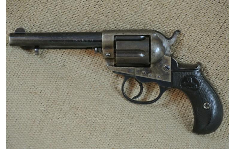 """"""" VERKAUFT """" Colt Mod. 1877 Thunderer, Kal .41 Colt."""
