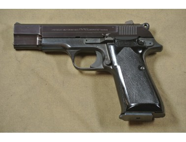 Halbautomatische Pistole, MAB Model PA 15, Kal. 9mm Luger.