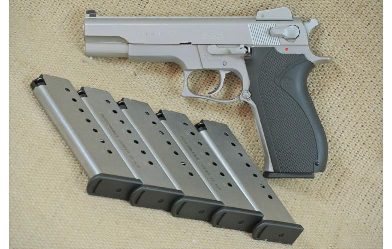 Halbautomatische Pistole Smith & Wesson Mod. 4506, Kal. .45Auto