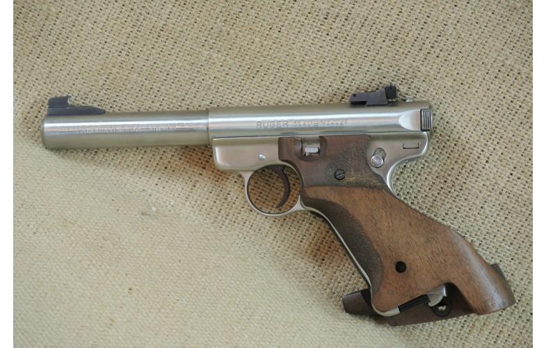 Halbautomatische Pistole, Ruger  Mod. MARK II Target, Kal. .22lr.