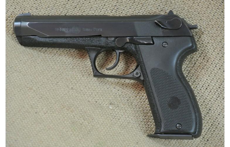 Halbautomatische Pistole Steyr Mod. GB, Kal. 9mm Luger