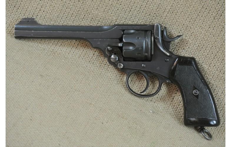 Kipplauf-Revolver, Webley  MK VI (1917),  Kal. .455