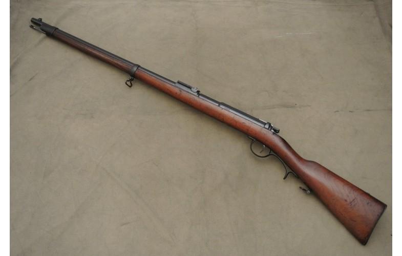 Einzelladerbüchse, Mauser (Steyr), Mod. 71, Kal. 11x60R.