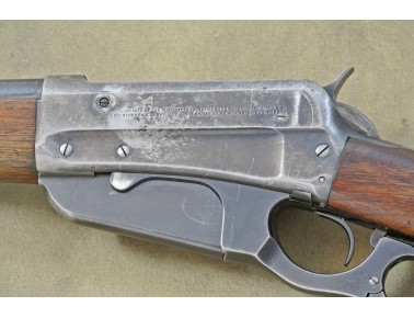 Unterhebelrepetierbüchse, original Winchester Mod. 1895, Kal. 30-06 Spring.