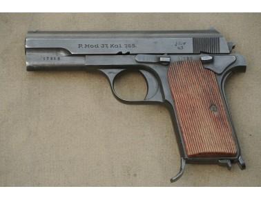 Halbautomatische Pistole, Femaru Mod. P37, Kal. 7,65mm Browning.