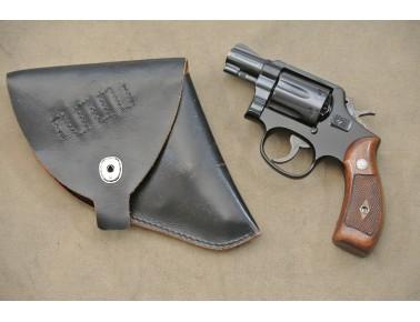Revolver, Smith & Wesson, schwedische Luftwaffe, Mod. 17, 2,5 Zoll, Kal. .38 Spl.