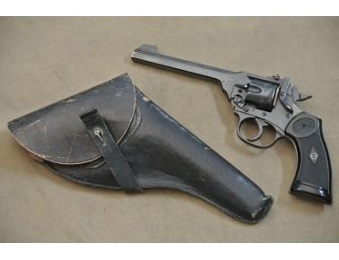 Kipplauf-Revolver, Webley MK IV, Kal. .22lr