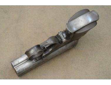 Einzellader Pistole, Derringer, Remington Elliot, Kal. .32RF