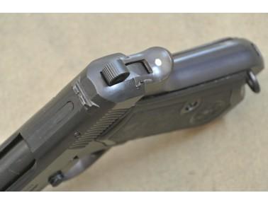 Halbautomatische Pistole, Beretta Mod. 1934, Kal. 9 mm Corto.