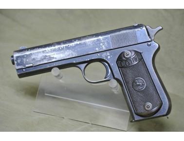Halbautomatische Pistole Colt Mod. 1903 Hammer, Kal. .38 ACP, Baujahr 1916