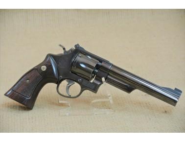 Revolver Smith & Wesson Mod. 25-2, Kal.  .45 Colt mit Wechseltrommel im Kal. .45 Auto.