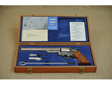 Revolver Smith & Wesson Mod. 629, 7,5 Zoll, Kal.  .44  Magn.