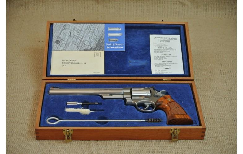 Revolver Smith & Wesson Mod. 629, 7,5 Zoll, Kal.  .44  Magn.