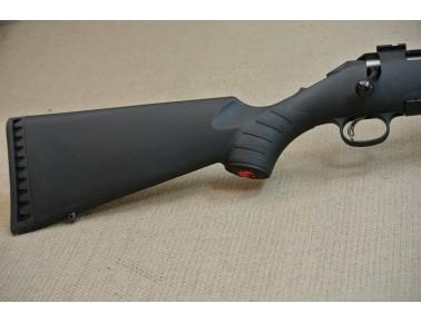 Repetierbüchse, Ruger Mod. American Rifle, Kal. .308Win. mit Schalldämpfer und Rotpunktvisier