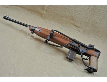 Halbautomatische Büchse, Paratrooper - UNIVERSAL HIALEAH.FLA., Mod. 30M1, Kal. 30 Carbine.