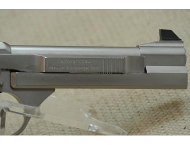 Halbautomatische Pistole, Feinwerkbau Mod AW 63, Kal. .22 lr.