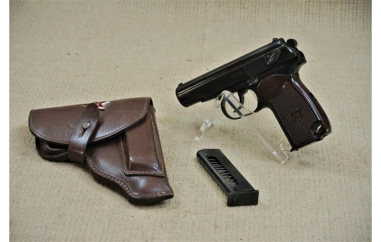 Halbautomatische Pistole, Makarov, 9mm Mak.