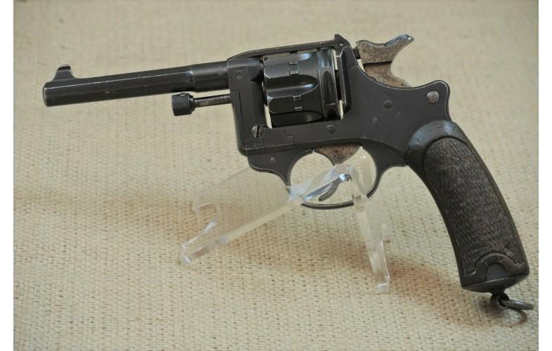 """ VERKAUFT "" Revolver MAS / St. Etienne Mod. 1892 Kal. 8x27R Lebel"