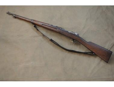 !! VERKAUFT !! Repetierbüchse (Mehrlader), Schweden Mauser Mod. 1896, Kal. 6,5 x 55 Schwed.