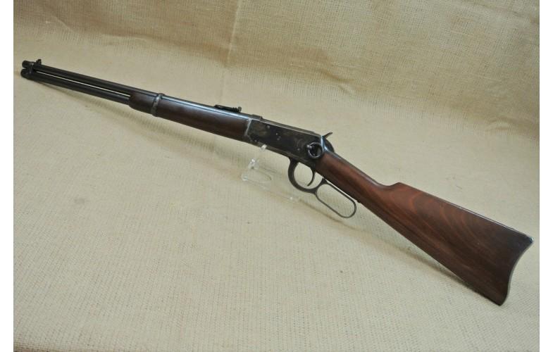 Unterhebelrepetierbüchse, original Winchester Mod. 1894, Kal. .33-30 WCF.