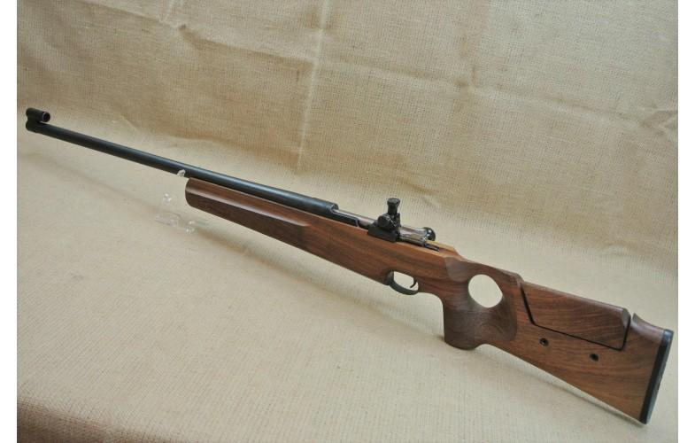 Repetierbüchse (Mehrlader),  Carl Gustaf Schweden Mauser Mod. 80, Links-Schaft, Kal. 6,5 x 55 Schwed.