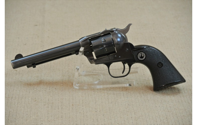Revolver, Ruger Single Six, Kal. .22lr.