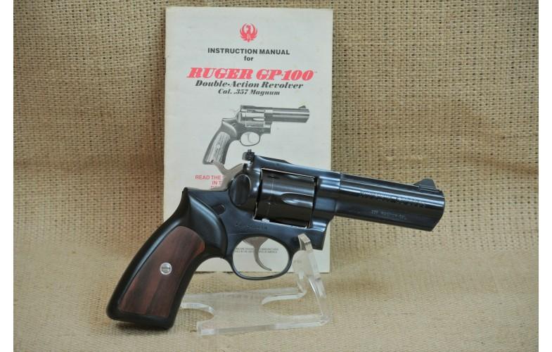 Revolver, Ruger GP 100, Kal. .357 Mag.
