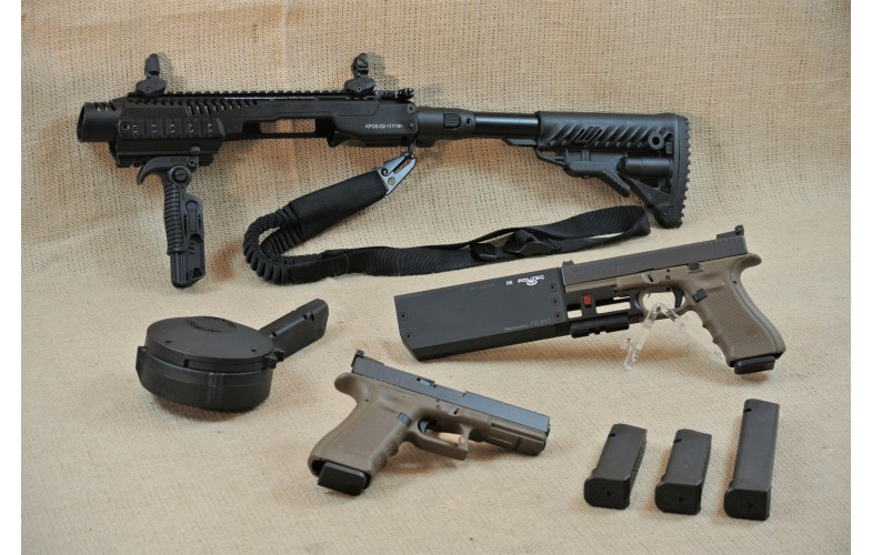 Glock Pistolen