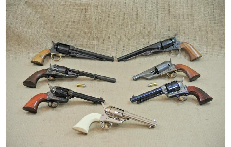 Western - Revolver von Uberti
