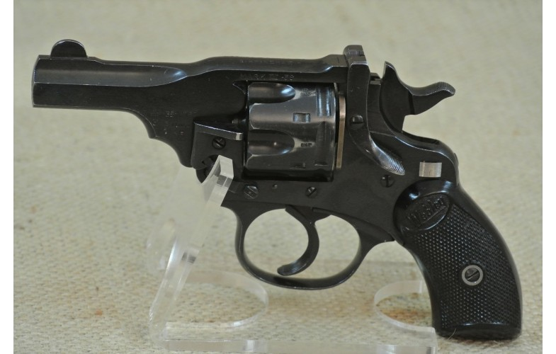 Revolver, Webley  MK IV,  Kal. .38 S&W