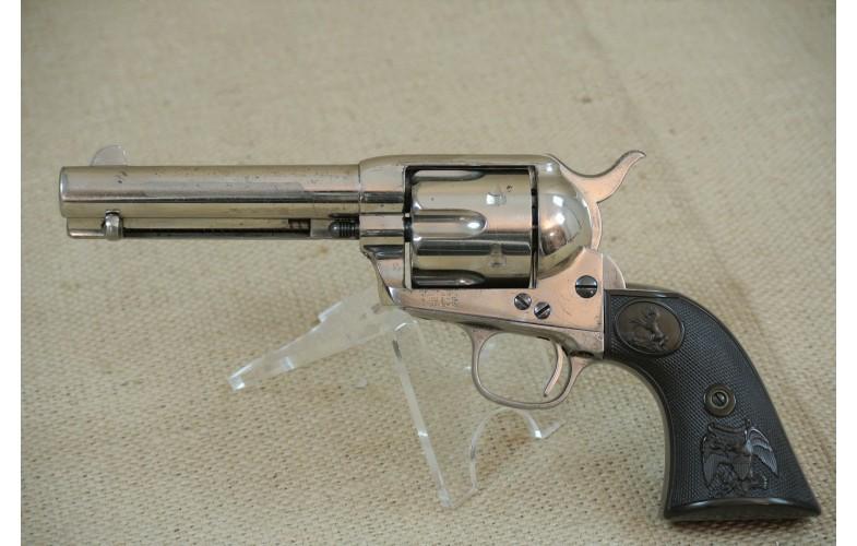 Revolver, Colt Mod. 1873, 4 3/4 Zoll Lauf , Kal. .44 WCF, Baujahr 1884