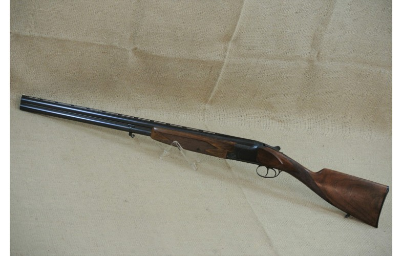 Bockdoppelflinte, FN B 25, Kal. 12/70.